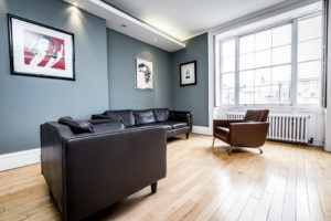 One of our consulting rooms